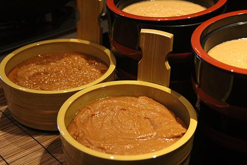 仙台味噌4種から選べるお味噌汁